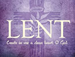 WEDNESDAY EVENING LENTEN SERVICES